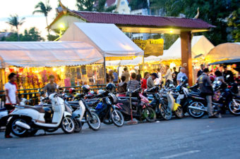 Kambodscha: Night Market (Daun Penh District, Phnom Penh)