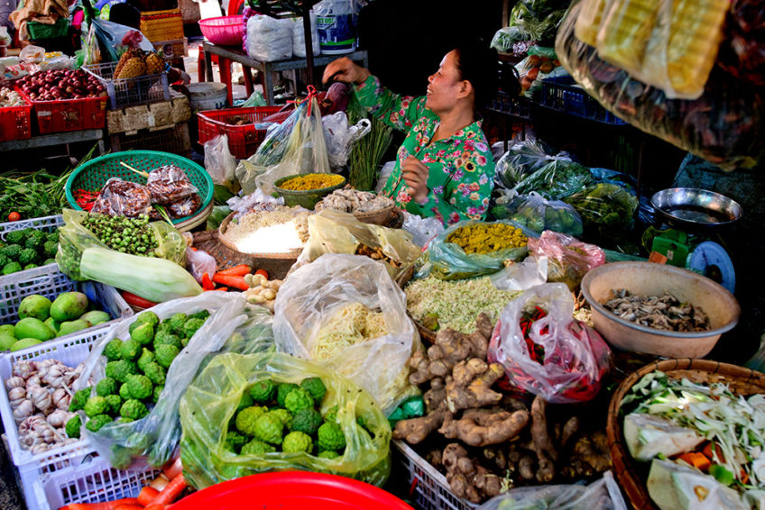 Kambodscha: Phsar Kandal (Daun Penh District, Phnom Penh)