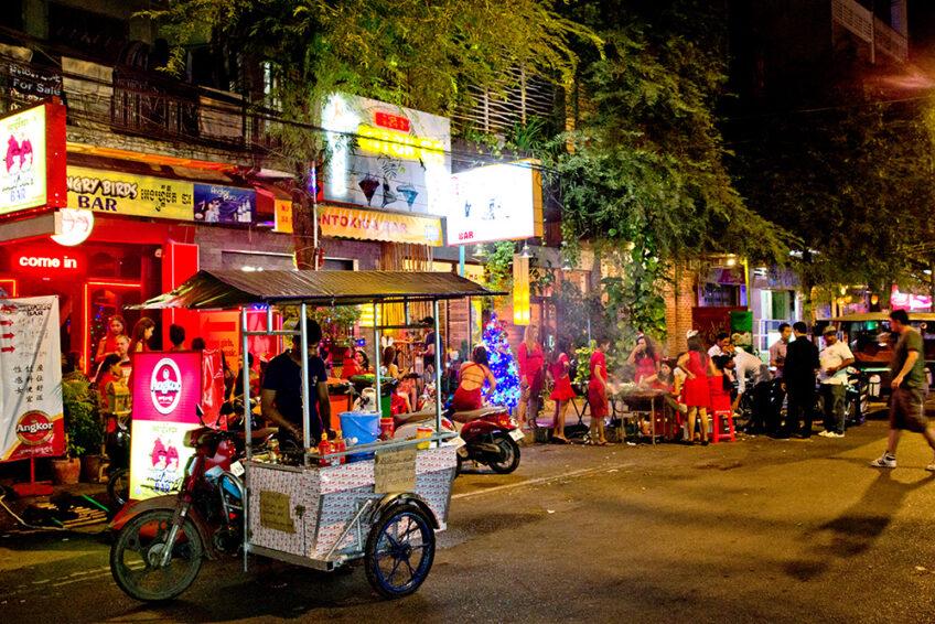 Kambodscha: Im Rotlichtviertel von Phnom Penh