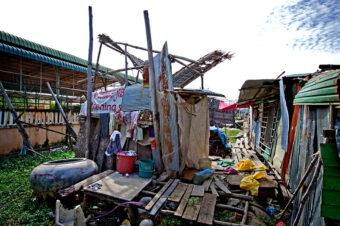Kambodscha: Der Slum von Andong