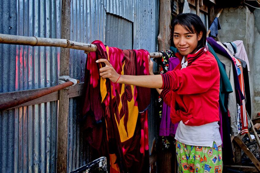 Kambodscha: Leben im Slum von Andong