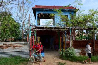 Kambodscha: Ein Platz für Kinder und Jugendliche