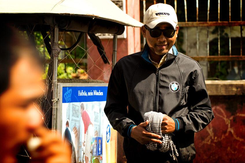 Kambodscha: Samwat und das Hofbräuhaus