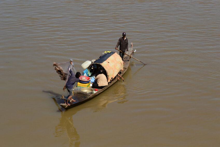 Kambodscha: Fischer, wirf das Netz aus