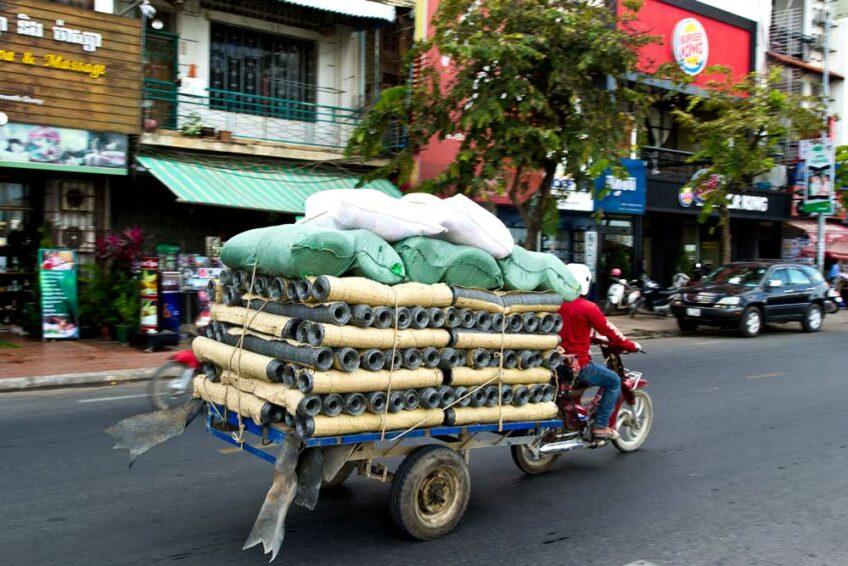 Kambodscha: Hello, Tuc Tuc