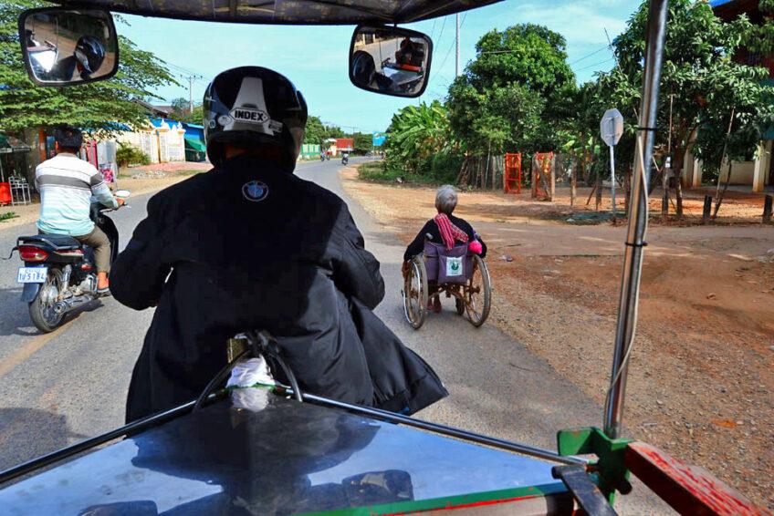 Kambodscha: Unterwegs mit dem Tuc Tuc